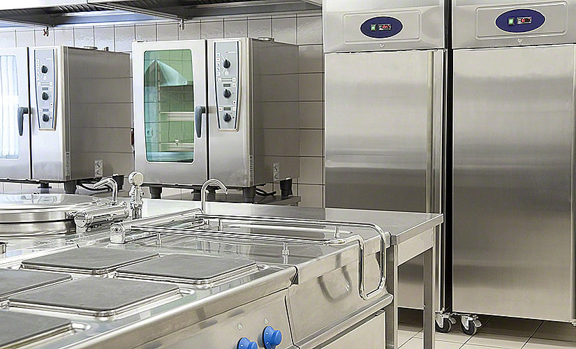 Why should you take care of commercial appliances?